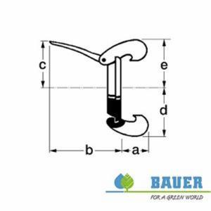 Bauer Couplings & Drag Hose