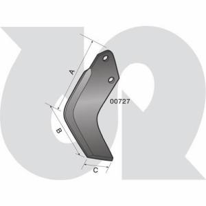 to fit BLEC – Stone Burrier ('S' & 'M' Type Rotorvator Blade) (9994)