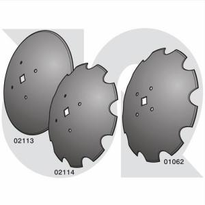 to fit PARMITER (Utah Harrow Discs)