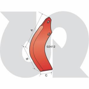 to fit RECO/MASCHIO/TERRANOVA ('C' Type/'G' Type Blade) (6409)