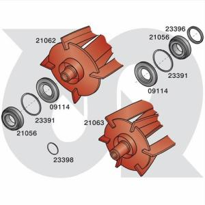 to fit RANSOMES Parkway 2250/2250 plus, Commander 3520, TG3400, TG4650 and Highway 2130  (Sport 200) - Cutting Cylinders Parts (4411)